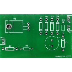 Voodoo Battery Charger PCB